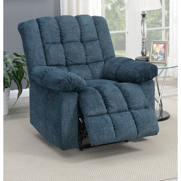 Locksley Power Recliner By Red Barrel Studio