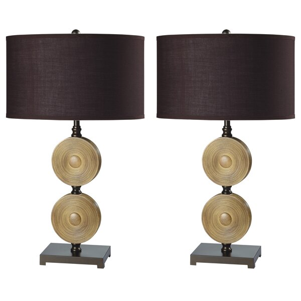 Rodney 27.5 Table Lamp (Set of 2) by Milton Green Star