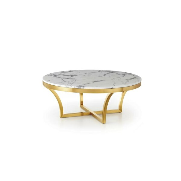 Myndi Coffee Table by Everly Quinn Everly Quinn