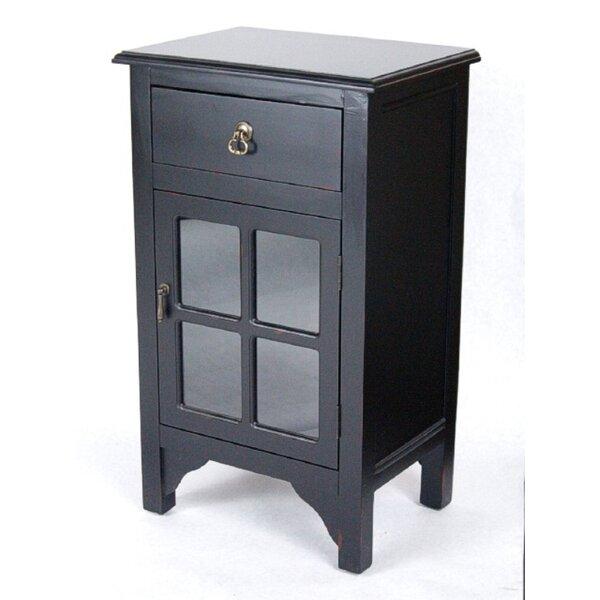 Winburn 1 Door Accent Cabinet