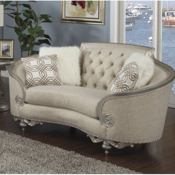 Oak Hill Loveseat by Astoria Grand
