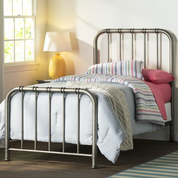 Shurtleff Standard Bed by August Grove
