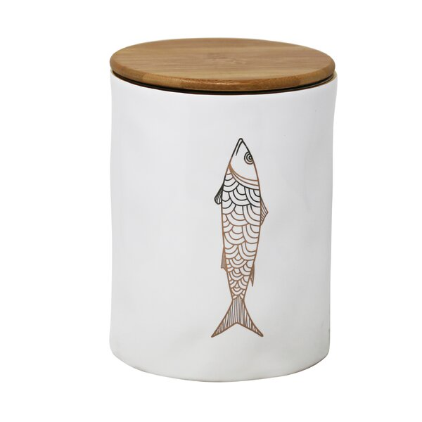 Ceramic Kitchen Canister by Bay Isle Home