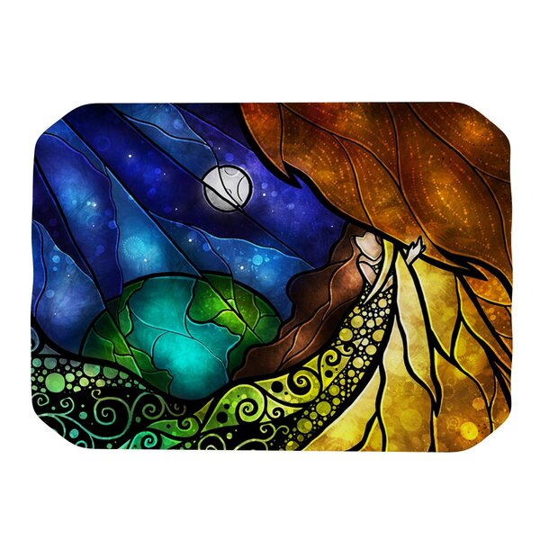 Psalms Placemat by KESS InHouse
