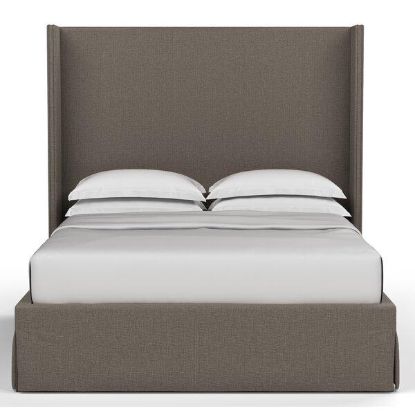 Dubbo Box Upholstered Standard Bed by Corrigan Studio