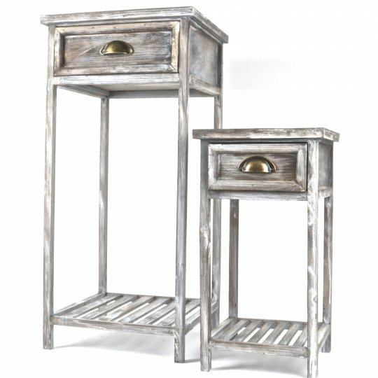 Flemington 2 Piece Nesting Tables by August Grove August Grove