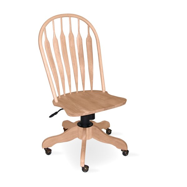 Lisette Bankers Chair by August Grove