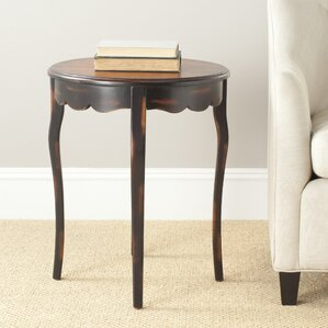 Kailey End Table by Safavi..