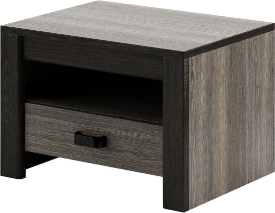 Salerna 1 Drawer Nightstand by Brayden Studio