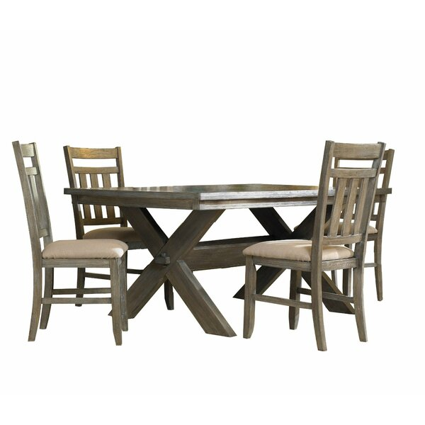 Quentin 5 Piece Dining Set by Lark Manor