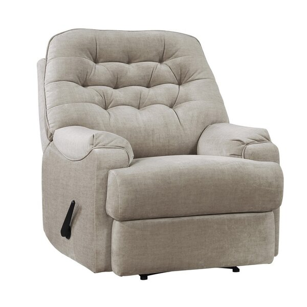 Tufted Backrest Glider Recliner W003266039