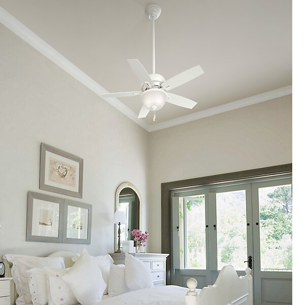 44 Donegan 5 Blade Ceiling Fan by Hunter Fan