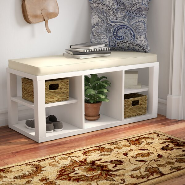 Pettis Storage Bench By Andover Mills