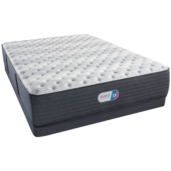 Beautyrest Platinum 14 Extra Firm Innerspring Mattress and Box Spring by Simmons Beautyrest