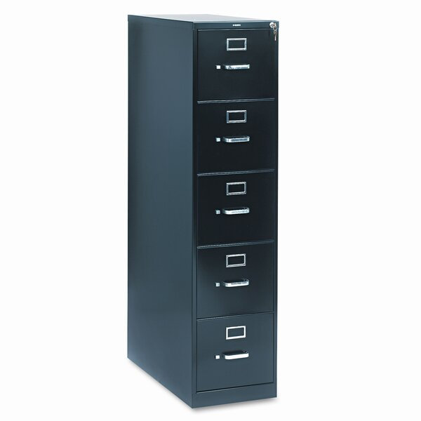 210 Series 15W 5-Drawer Letter File by HON