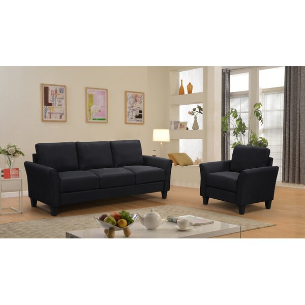 Scottsburg 2 Piece Living Room Set by Winston Porter