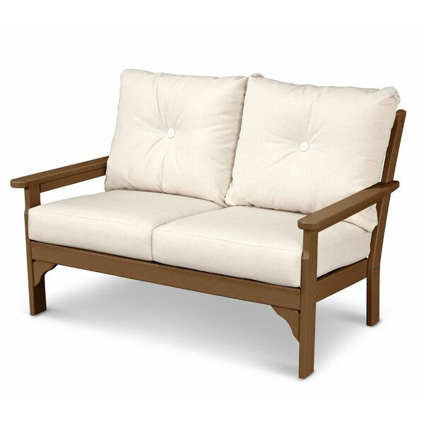Vineyard Deep Seating Settee by POLYWOOD®
