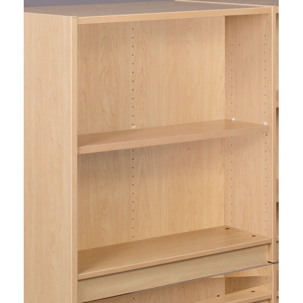 Library Starter Single Face Standard Bookcase By Stevens ID Systems by Stevens ID Systems Cool