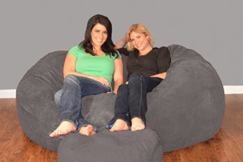 Breton Bean Bag Set by Bay Isle Home