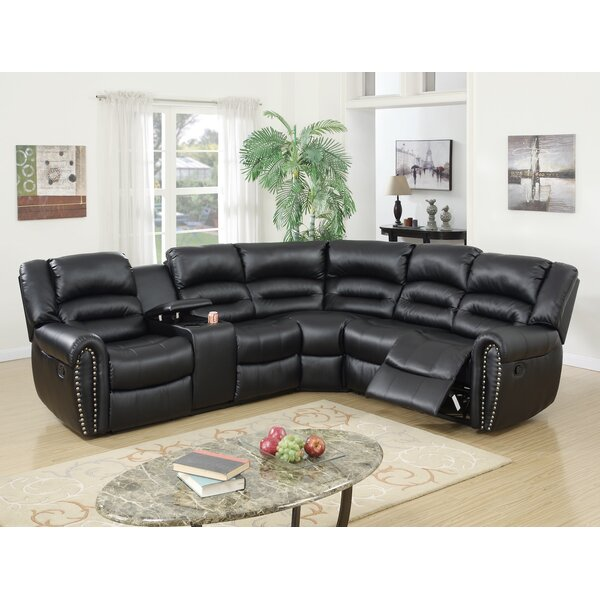 Reclining Sectional by Infini Furnishings