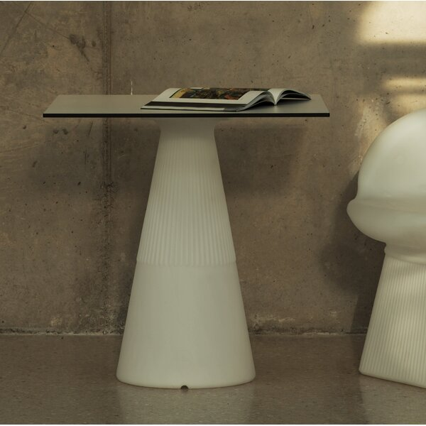 Idabel Plastic/Resin Bistro Table by Orren Ellis