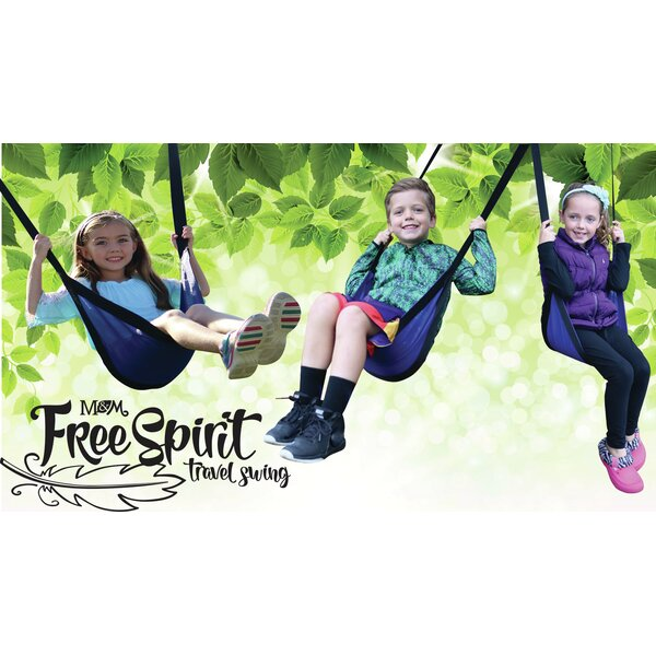 Free Spirit Travel Swing by M&M Sales Enterprise