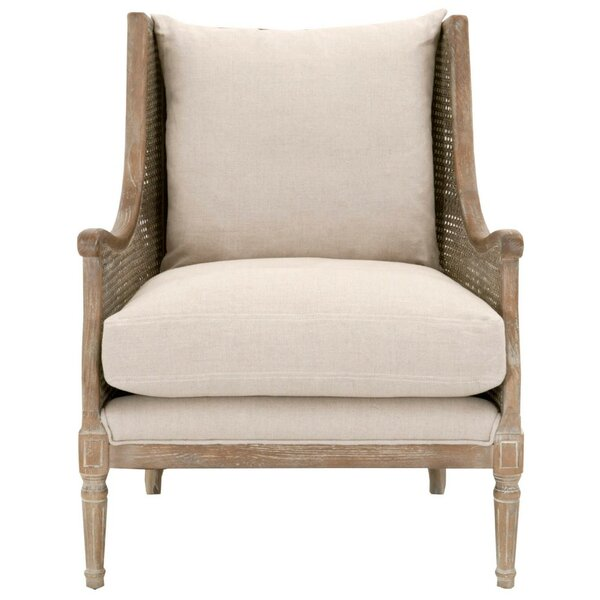 Teagan Armchair By One Allium Way by One Allium Way Top Reviews