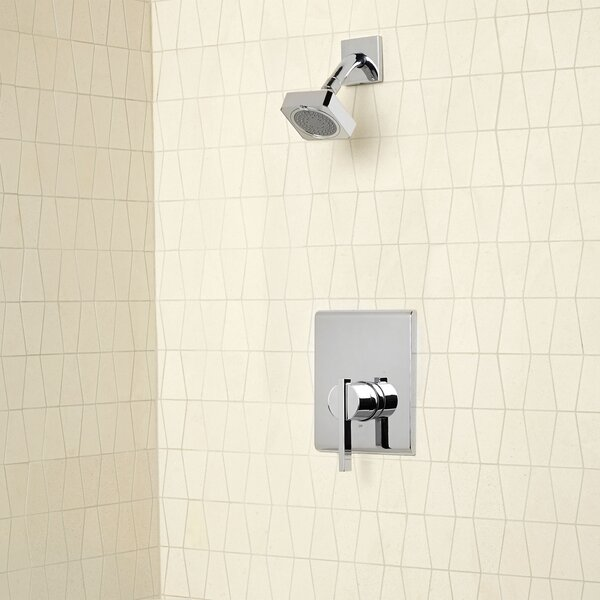 Times Square Thermostatic Shower Faucet With Diverter By American Standard