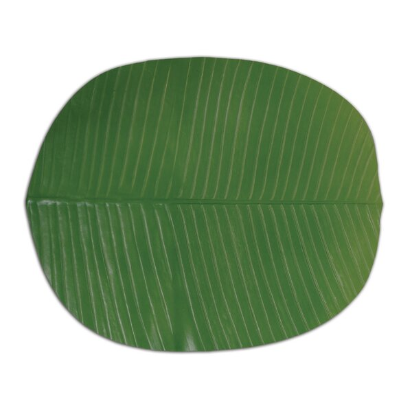 Banana Leaf Placemat (Set of 4) by Front Of The House
