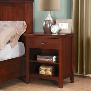 Artisan 1 Drawer Nightstand by Simpli Home