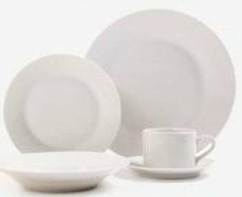Gibson 30 Piece Dinnerware Set, Service for 6 by ABC Home Collection