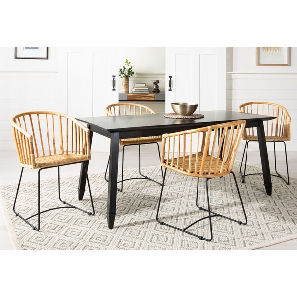 Claytor Barrel Dining Chair by Bungalow Rose