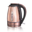 1 7 Qt Stainless Steel Electric Tea Kettle By Hamilton Beach.
