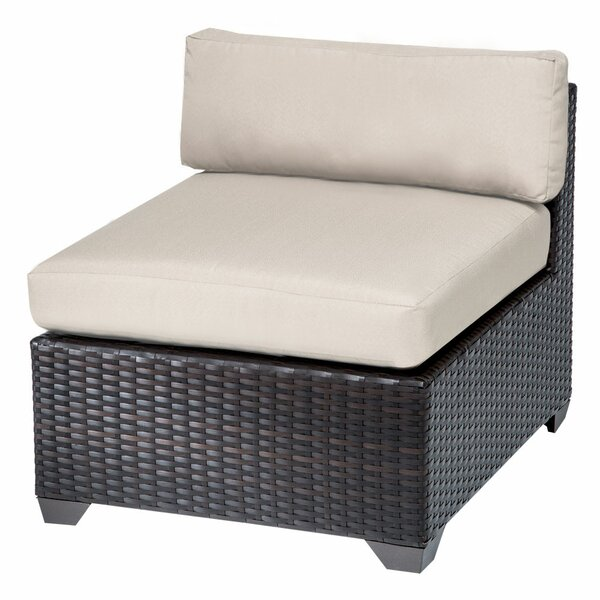 Belle Patio Chair with Cushions by TK Classics