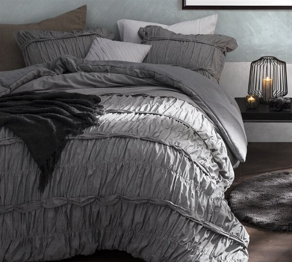 Beecher Handcrafted Duvet Cover by House of Hampton