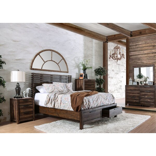 Devia Storage Platform Bed by Gracie Oaks