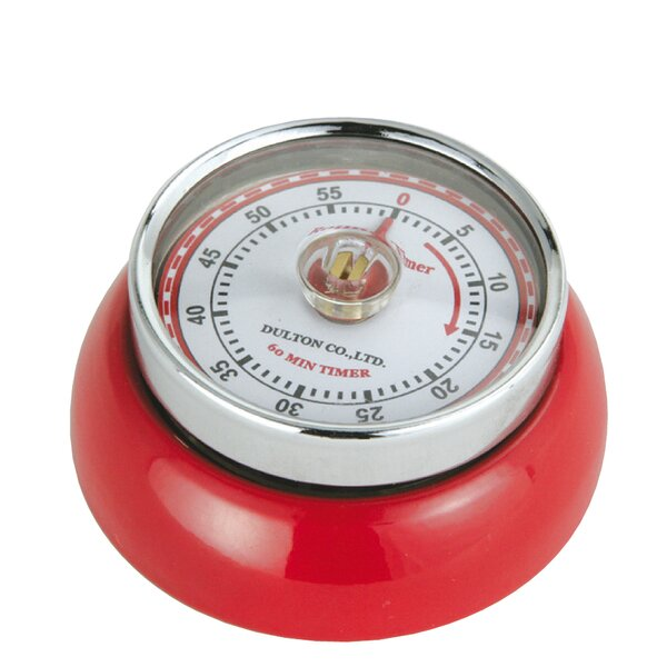 Retro Kitchen Timer by Frieling