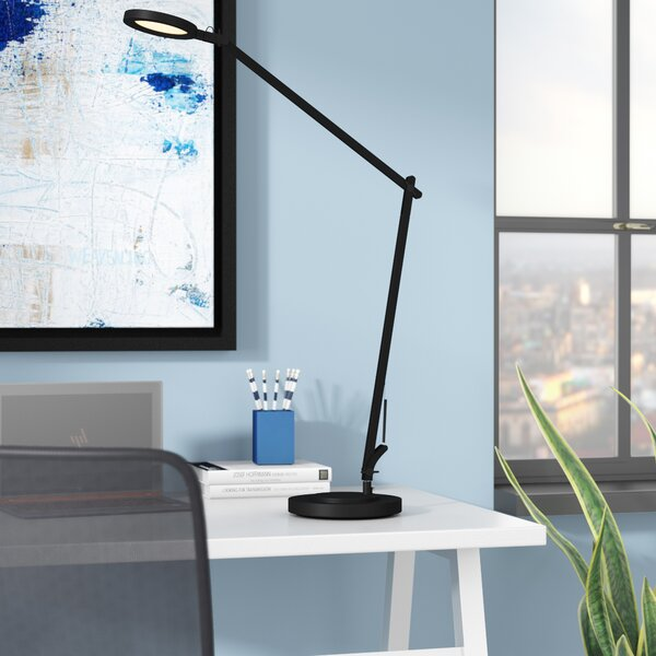 Bellino LED 34.4 Desk Lamp by Orren Ellis