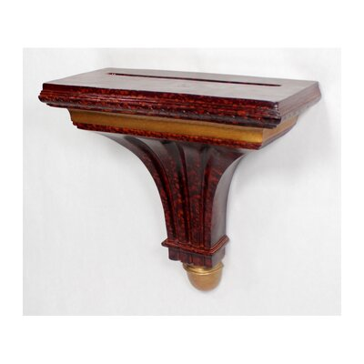 Gutierrez Agate Wooden Floating Shelf World Menagerie Shefinds