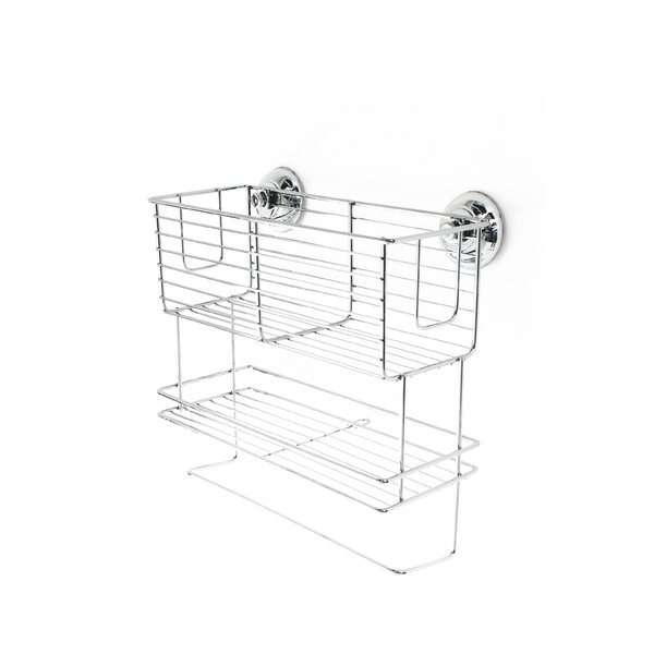 Zoey Shower Caddy by Rebrilliant