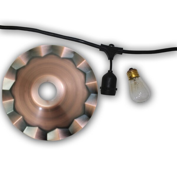 24-Light Globe String Lights by String Light Company
