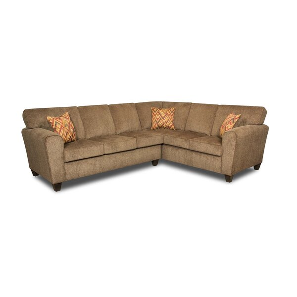 Ashton Right Hand Facing Sectional By Chelsea Home