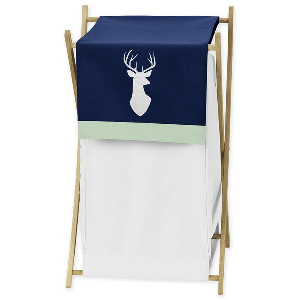 Woodsy Laundry Hamper by Sweet Jojo Designs