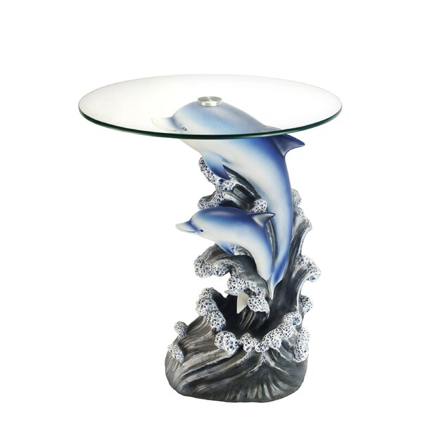 Hazle End Table by Highland Dunes