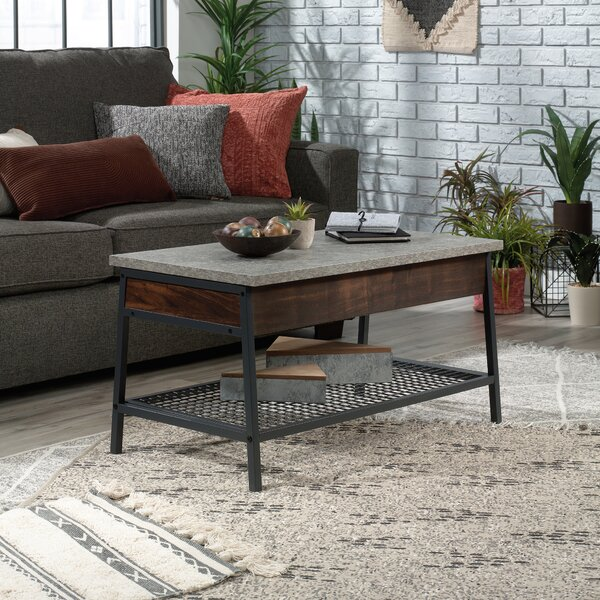 Columbiana Lift Top Coffee Table With Storage By Williston Forge