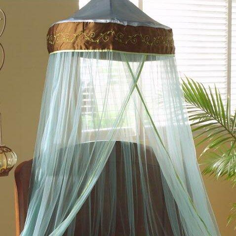 Botanika Bed Canopy by Bacati