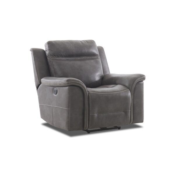 Ruvalcaba Power Recliner by Charlton Home Charlton Home