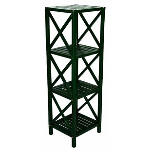 Bamboo 4 Tier Etagere Bookcase by Bamboo54