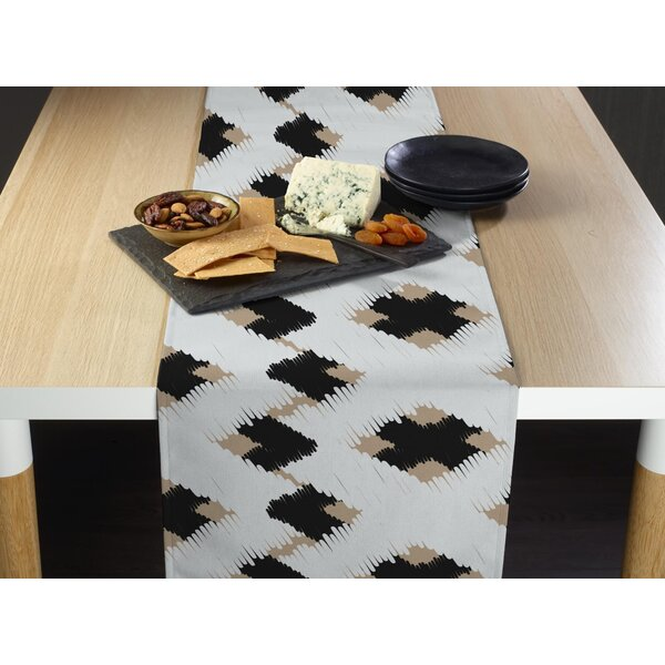 Marquart Box Cross Milliken Signature Table Runner by Union Rustic