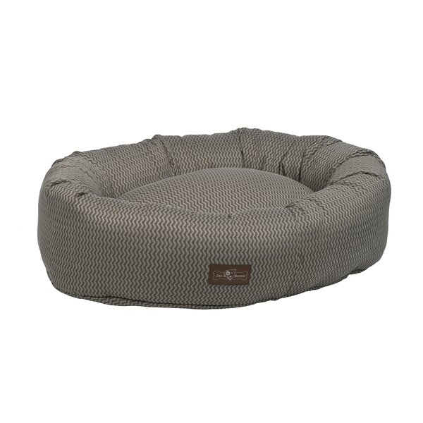 Mod Premium Cotton Donut Bed by Jax & Bones
